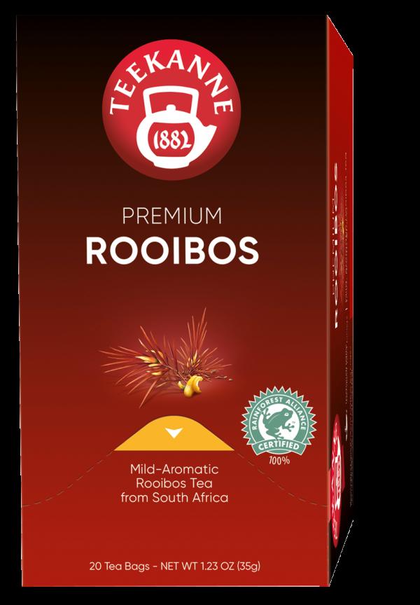 Raudonoji arbata Rooibos
