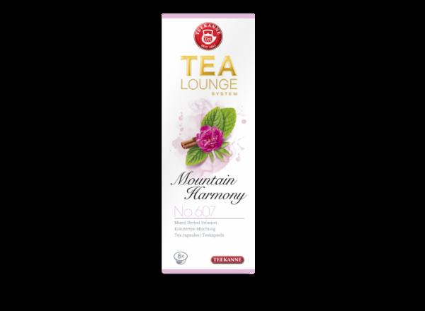 Žolelių arbata kapsulėse TEEKANNE (Mountain Harmony)