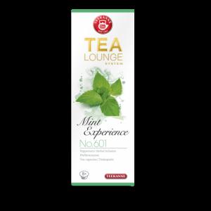 Mėtų arbata kapsulėse TEEKANNE (TLS Mint Experience)