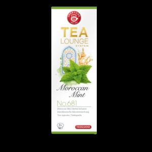 Mėtų arbata kapsulėse TEEKANNE (TLS Moroccan Mint)