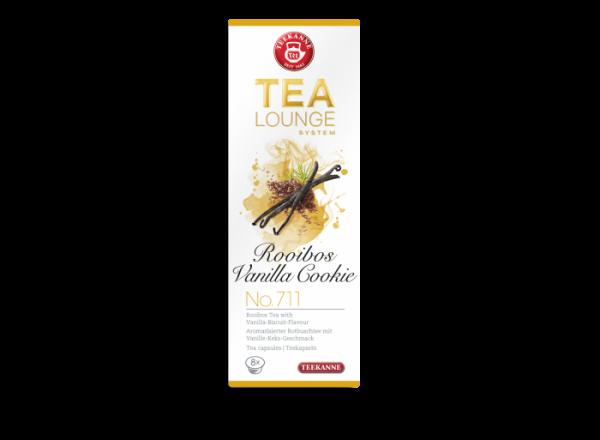 Raudonoji arbata kapsulėse TEEKANNE (TLS Rooibos Vanilla Cookie)