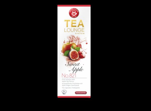 Vaisinė arbata kapsulėse TEEKANNE (TLS Sweet Apple)