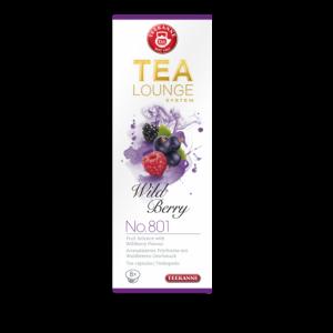 Vaisinė arbata kapsulėse TEEKANNE (Wild Berry)