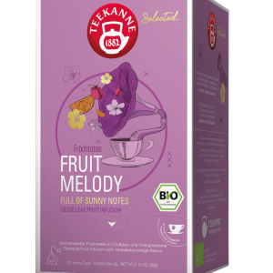 "Vaisinė arbata TEEKANNE BIO Luxury Cup ""Fruit Melody"" 20 vnt."